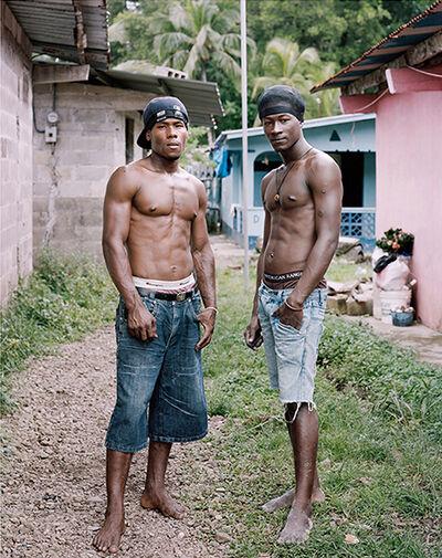 Wayne Lawrence, 'Brothers, Portobelo, Panama', 2011