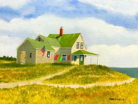 Marieluise Hutchinson, 'Sweet Summer Days'