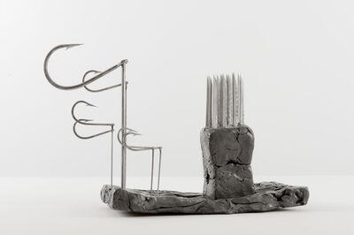 Daniel Pommereulle, 'Monument aux vivants', 1976