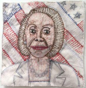 Patricia Dahlman, 'Nancy Pelosi', 2021