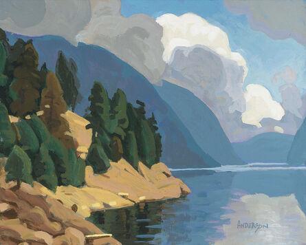 Clayton Anderson, 'Carpenter Lake'