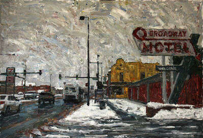 Clyde Steadman, 'Welcome', 2015