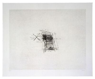 Michael Heizer, 'Vertical Displacement', 1985