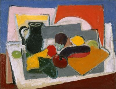 Arshile Gorky, 'Composition with Vegetables', ca. 1928
