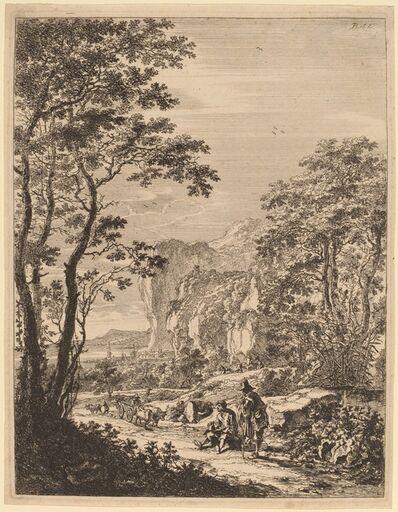 Jan Both, 'The Ox-Cart: View between Ancona and Sinigaglia'
