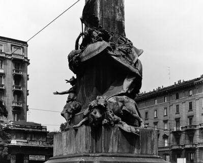 Gabriele Basilico, 'Piazza Cinque Giornate, Milano', years 1980