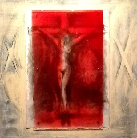 Milan Heger, 'The Unknown Saint', 2011