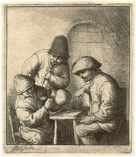 Adriaen van Ostade, 'The Empty Jug', ca. 1653