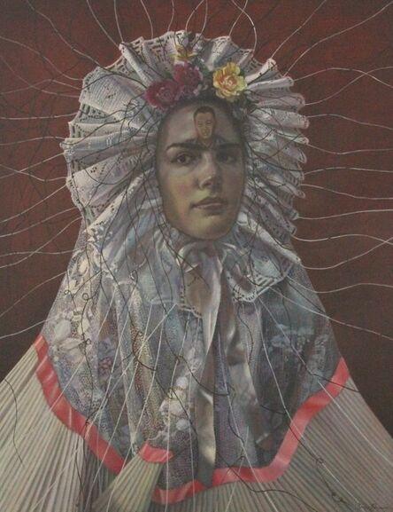 Jackie Edwards, 'Tehuana: Diego on my Mind', 2019