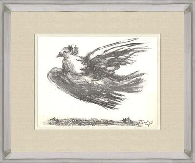 Pablo Picasso, 'La Colombe en Vol', 1974