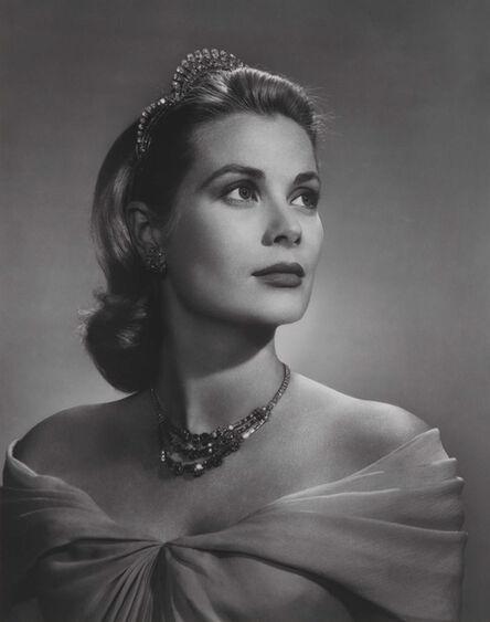 Yousuf Karsh, 'Princess Grace', 1956