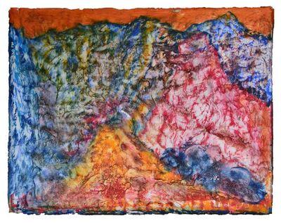 Yin Zhaoyang 尹朝阳, 'Rocks from Songshan Mountain No.12 嵩岩No.12', 2016