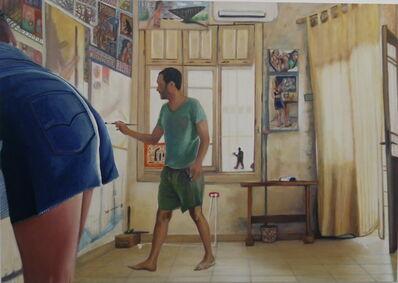 Zamir Shatz, 'The Original Ass', 2017