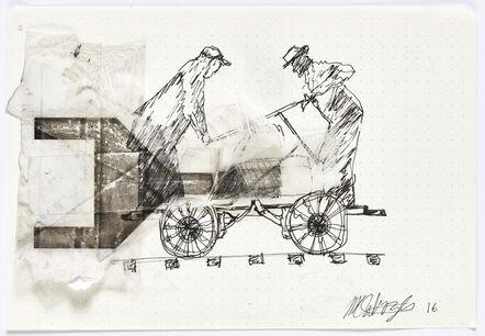 Mikhael Subotzky, 'WYE Study 17', 2016