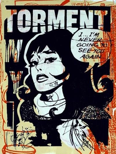 FAILE, 'Torment In Orange', 2007