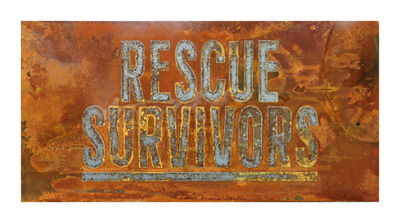 Sean Hart, 'RESCUE SURVIVORS (Echoes Series)', 2016