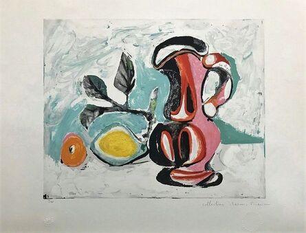 Pablo Picasso, 'Nature Morte au Pichet Rose', 1980