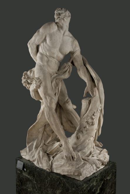 Pierre Puget, 'Milon de Crotone (Milo of Croton)', 1671-1682