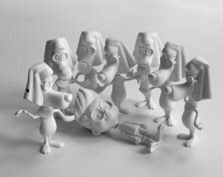 Walterio Iraheta, 'Anatomy Lesson', 2016
