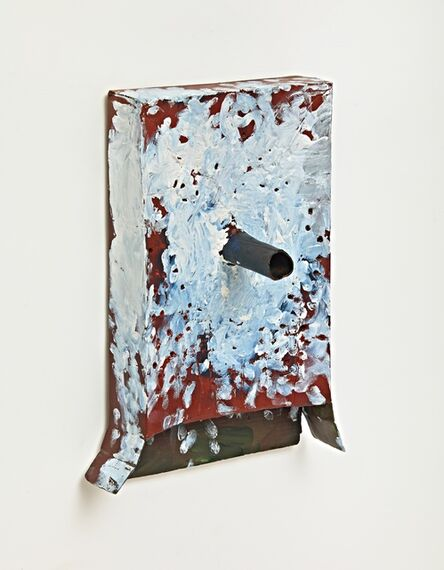 Mark Grotjahn, 'Untitled (TBD Mask M3.b)', 2008