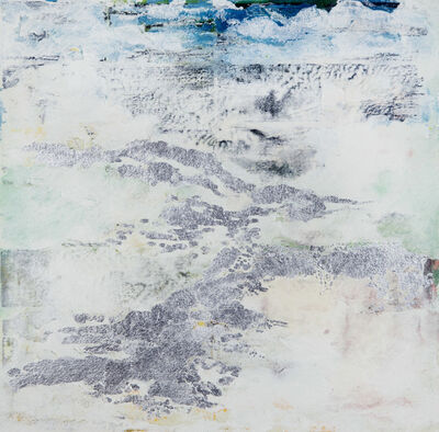 Carole Hodgson, 'White Water', 2007-2009