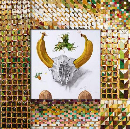 Nall, 'Deer Banana', 2014