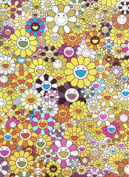 Takashi Murakami, 'An Homage to Mono Gold 1960 B', 2012