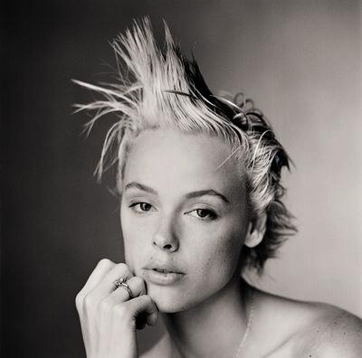 Matthew Rolston, 'Brigitte Nielson (Without Makeup II)', 1986