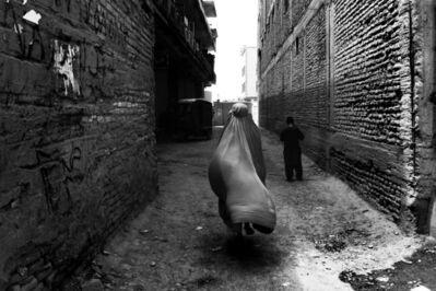 Tahmineh Monzavi, 'Behind the Veil II', 2015
