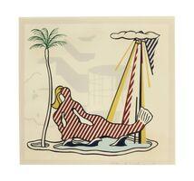 Roy Lichtenstein, 'Mermaid, from Surrealist Series', 1978