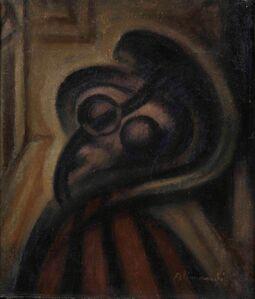 Enrico Allimandi, 'Sensazione di forma femminile', 1931