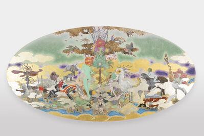 Masatake Kozaki, 'Tree of World Dialogue', 2020
