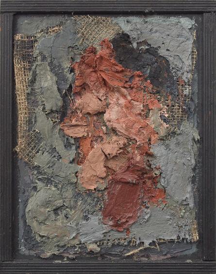 Thaddeus Radell, 'Head Study XV', 2017-2019