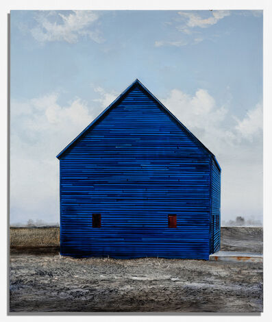 Michael Gregory, 'Blue Stores', 2019