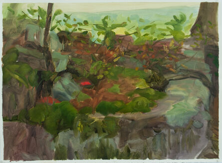 Kristin Musgnug, 'Study for Devil's Den Rocks #1', 2012