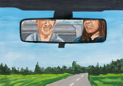 Richard Bosman, 'Rear View E', 2017