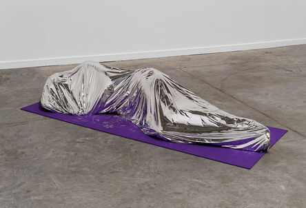 Klaus Weber, 'Emergency Blanket', 2015
