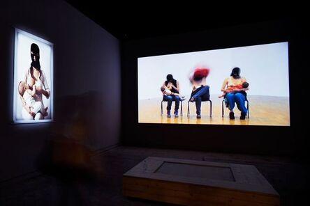 Argelia Bravo, 'Te doy mi palabra (I give you my word) (Installation view)', 2015