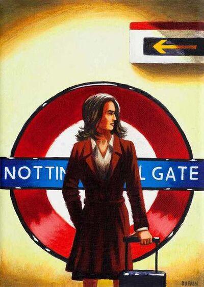 John Duffin, 'Notting Hill Gate', 2018