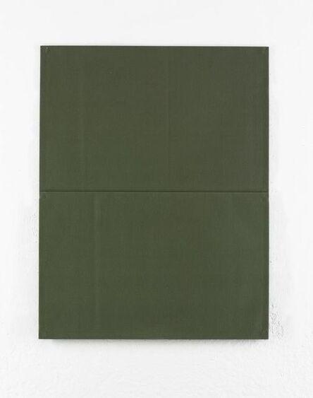 Franz Erhard Walther, 'Die Formen sind im Kopf', 1969
