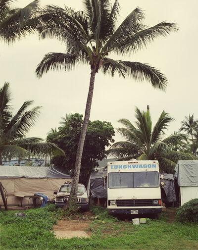 LM Chabot, 'Hawaii 40', 2015