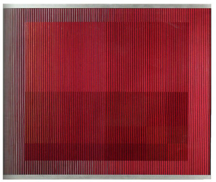 Carlos Cruz-Diez, 'PhysichromeN˚655', 1973