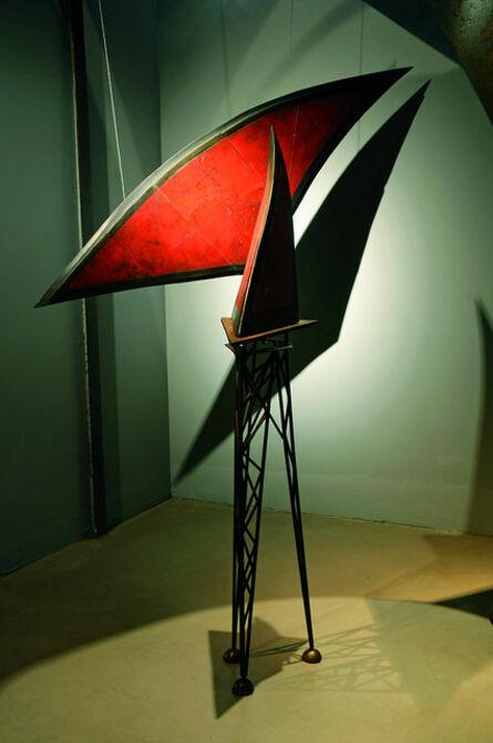 Zsuzsa G. Heller, 'Interdependence I. II.', 2002