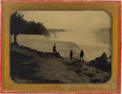 Platt D. Babbitt, 'Niagara Falls', ca. 1860