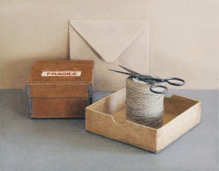 Lucy Mackenzie, 'Fragile Box with Scissors', 2009