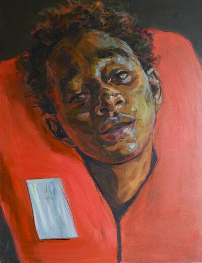 Tewodros Hagos, 'Journey (8)', 2020