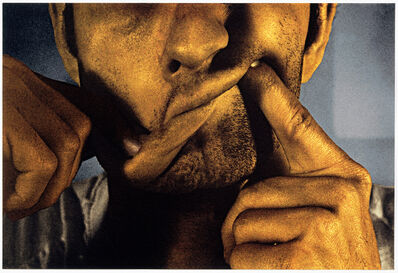 Bruce Nauman, 'Cockeye Lips', 2006