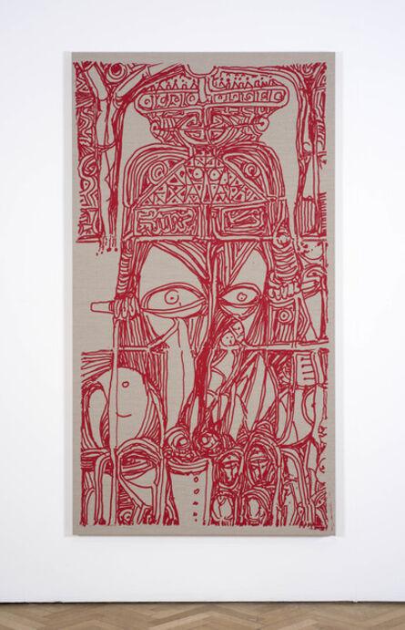 Ibrahim El-Salahi, 'Pain Relief Prints', 2019