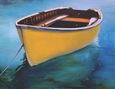 Kay Bradner, 'Yellow Boat', 2011