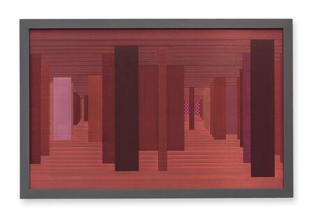 Janaina Mello Landini, 'Labirintos Rizomáticos - série VI (Venice - west)', 2018
